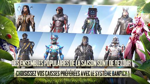 PUBG MOBILE: Traversée screenshot 3
