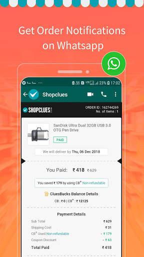 ShopClues: Online Shopping App screenshot 6