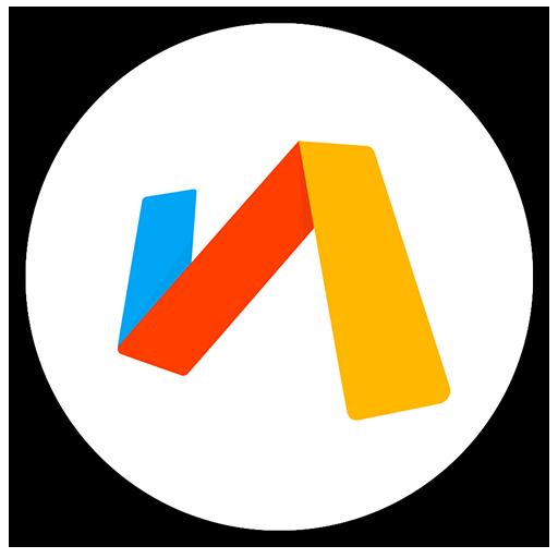 ikon Browser Via – Cepat & Ringan