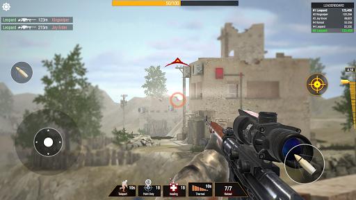 Sniper Game: Bullet Strike - Free Shooting Game screenshot 18