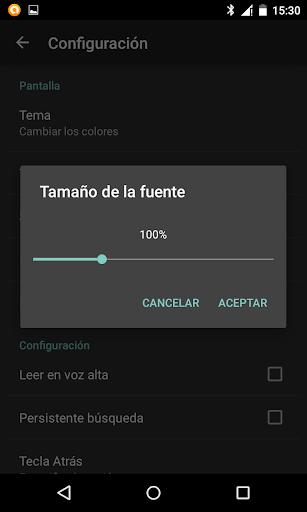 Spanish Dictionary - Offline screenshot 8