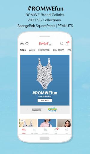 ROMWE - Daily Outfit  Fashion скриншот 3