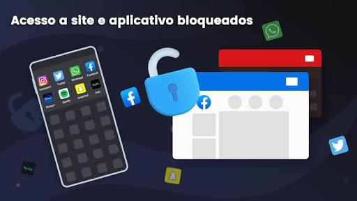 3X VPN - Navegue com segurança, Boost screenshot 2