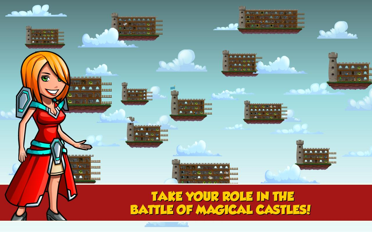 Arcanox: Cards vs. Castles screenshot 3