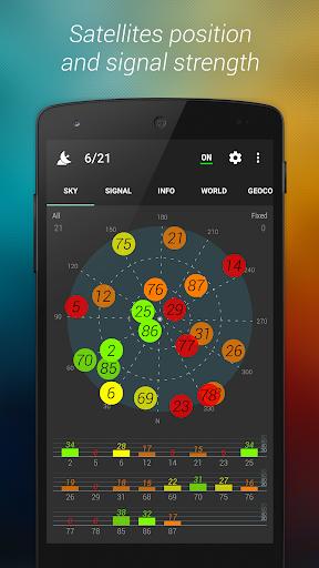 GPS Data screenshot 2
