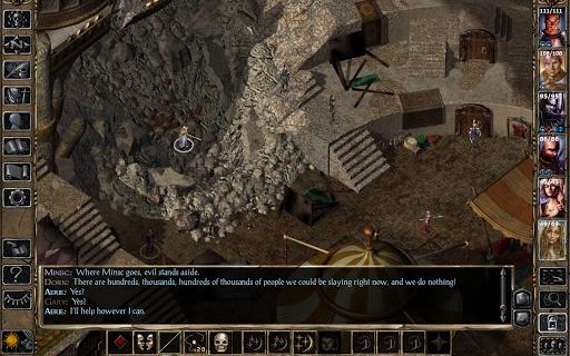 Baldur's Gate II screenshot 9