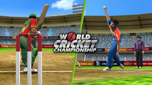 World Cricket Championship  Lt 13 تصوير الشاشة