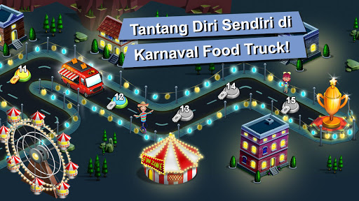👩‍🍳Food Truck Chef™👨‍🍳 Permainan Memasak🍕🍩🍰 screenshot 5