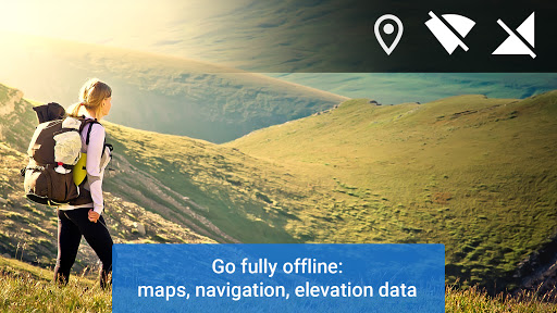 Locus Map 4: Hiking&Biking GPS navigation and Maps screenshot 9