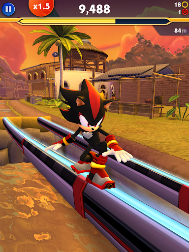 Sonic Dash 2: Sonic Boom screenshot 8