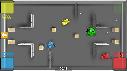 Cubic 2 3 4 ألعاب لاعب 8 تصوير الشاشة