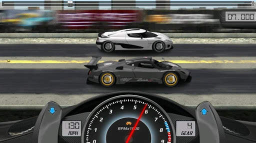 Drag Racing screenshot 3