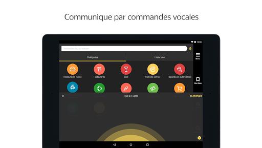 Yandex.Navi - Île-de-France screenshot 14