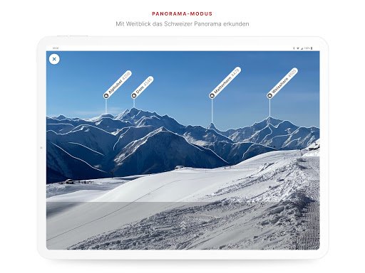 swisstopo screenshot 9