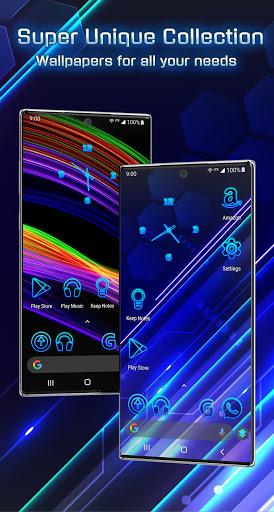 خلفيات 2021 وموضوعات لنظام Android ™ 2 تصوير الشاشة