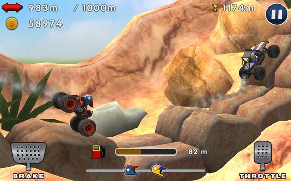 Mini Racing Adventures 2 تصوير الشاشة