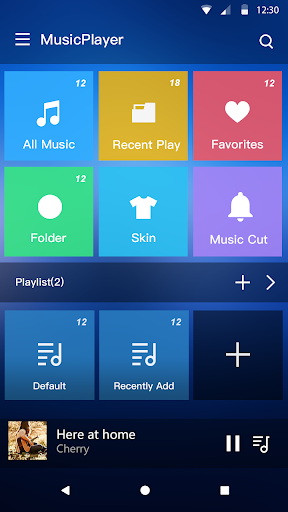 Music Player - Audio Player & Music Equalizer screenshot 7