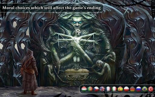 Tormentum - Dark Sorrow - a Mystery Point & Click screenshot 3