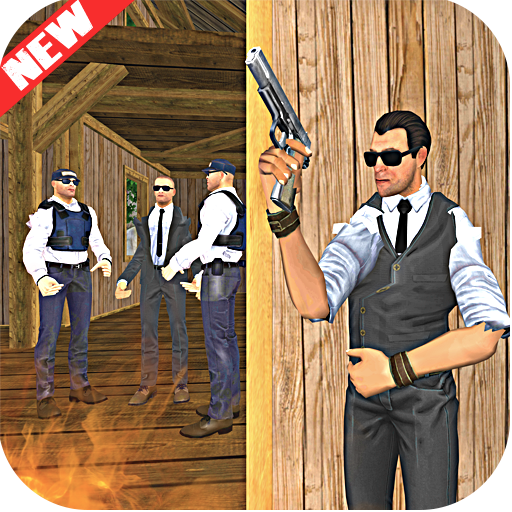 Secret IGI Agent Mission & War أيقونة