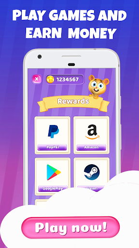 Coin Pop - Play Games & Get Free Gift Cards 5 تصوير الشاشة