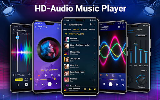 Music Player - Bass Booster & Free Music screenshot 14