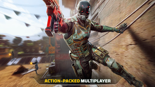 Modern Combat Versus: New Online Multiplayer FPS screenshot 1