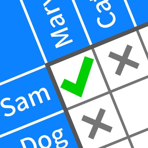 Cross Logic - Puzzle Game icon