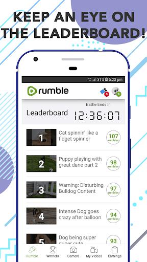 Rumble screenshot 5