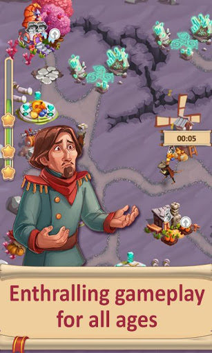 Gnomes Garden 6: The Lost King screenshot 3
