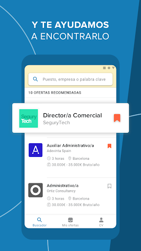 InfoJobs - Job Search screenshot 2