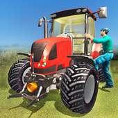 Farming Tractor Driver simulator on APKTom