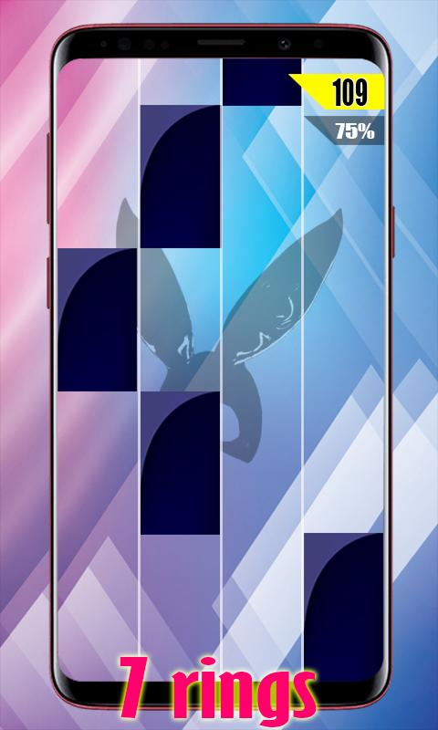 Ariana Grande Piano game 2 تصوير الشاشة