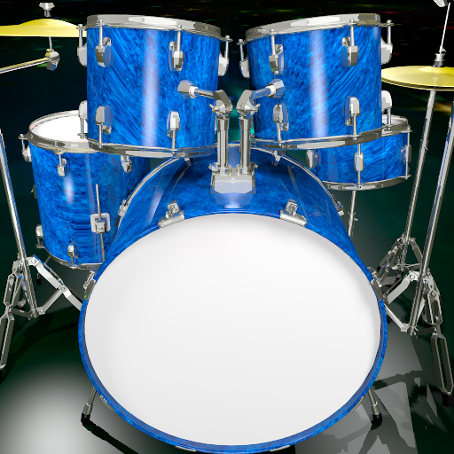 Drum Solo HD  -  The best drumming game أيقونة