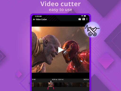 Video Cutter - Music Cutter, Ringtone maker screenshot 10