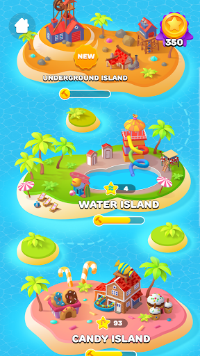 Sand Balls - Puzzle Game screenshot 5