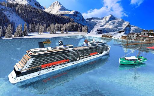 Ship Games Simulator : Ship Driving Games 2019 screenshot 17