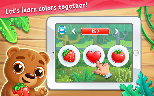 Colors for Kids, Toddlers, Babies - Learning Game screenshot 1