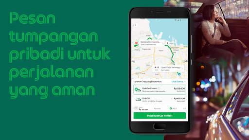 Grab: makanan, pengiriman, pembayaran, ojek, pulsa screenshot 6