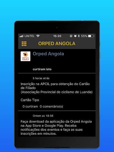 Orped Angola screenshot 12