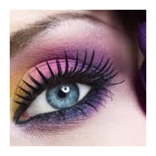 ماكياج عيون دروس أيقونة