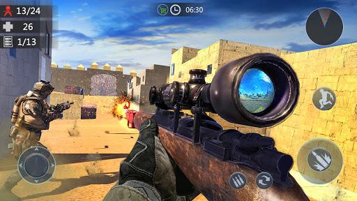 Gun Strike: FPS Strike Mission- Fun Shooting Game screenshot 1