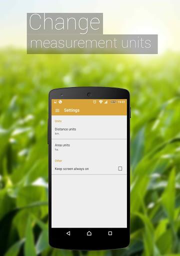 قياس منطقه الحقول 8 تصوير الشاشة