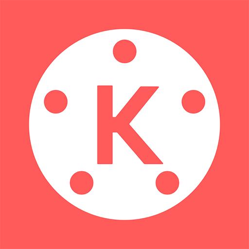 ikon KineMaster - Video Editor