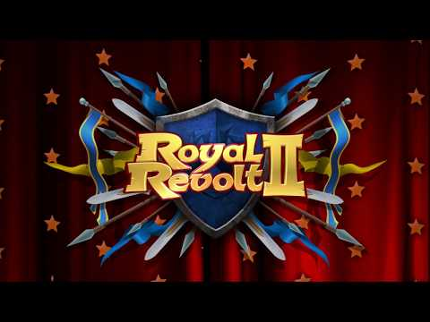 Royal Revolt 2: إمبراطورية RPG - حرب جيش تصادم 1 تصوير الشاشة