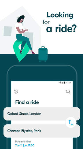 BlaBlaCar: Carpooling and BlaBlaBus screenshot 1