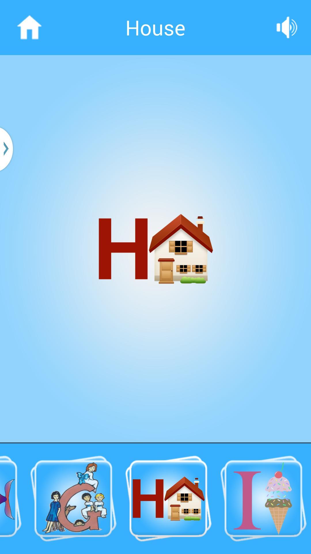 Baby School - Educational app screenshot 4
