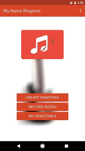 My Name Ringtone Maker 2 تصوير الشاشة
