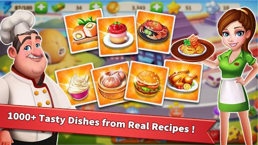 Rising Super Chef - Craze Restaurant Cooking Games 5 تصوير الشاشة