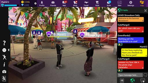 Avakin Life - 3D Virtual World screenshot 7