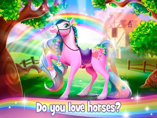 Tooth Fairy Horse - Caring Pony Beauty Adventure screenshot 16